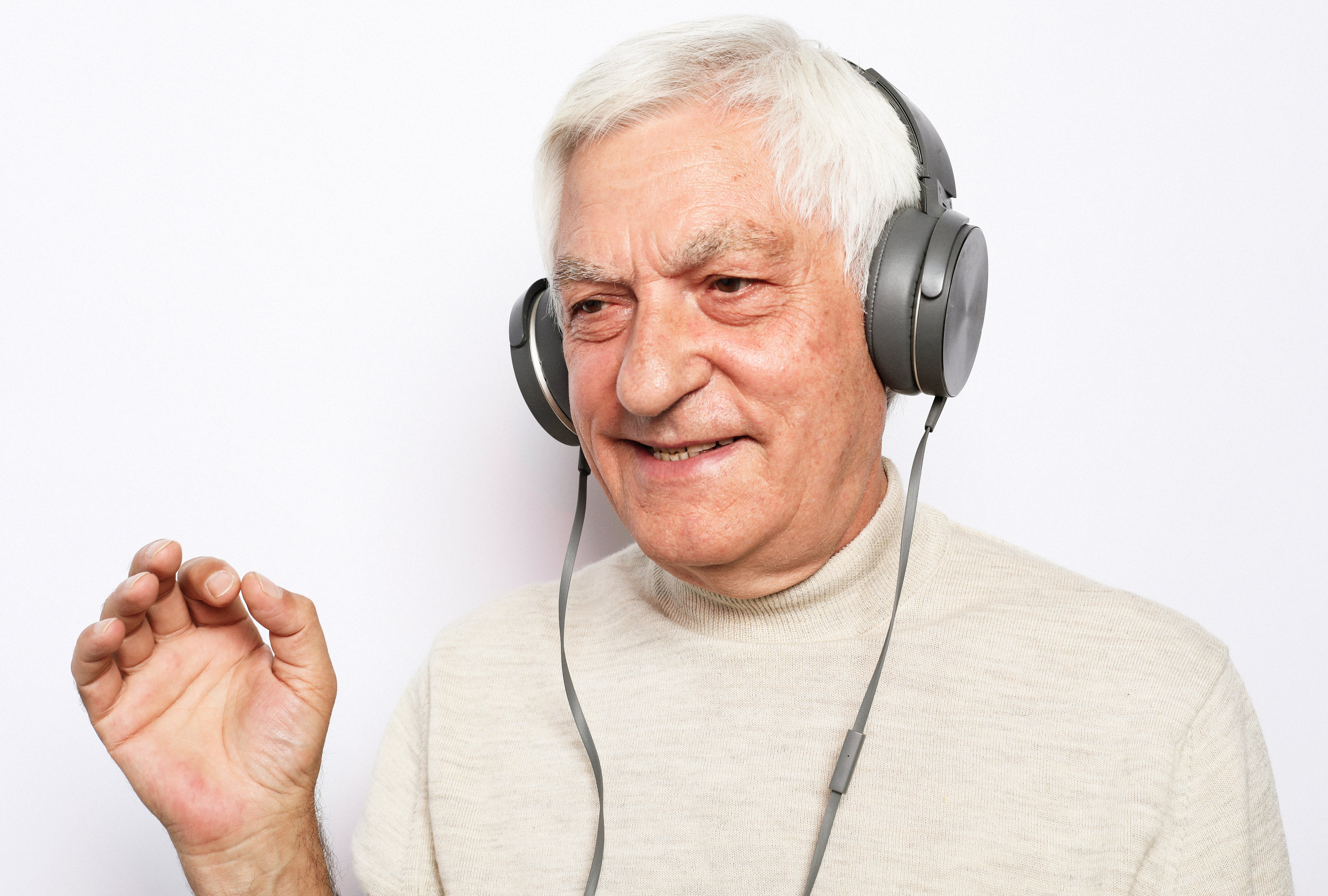 audio magazines for the visually impaired