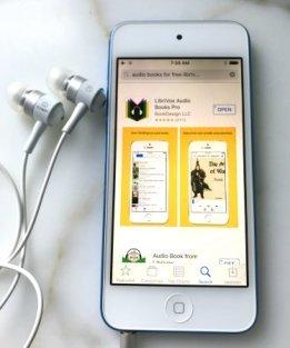 free audio books on line