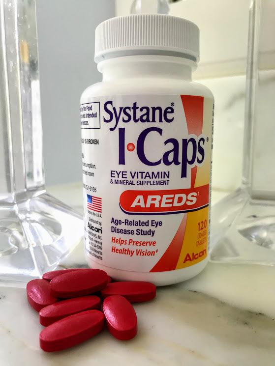icaps vitamins