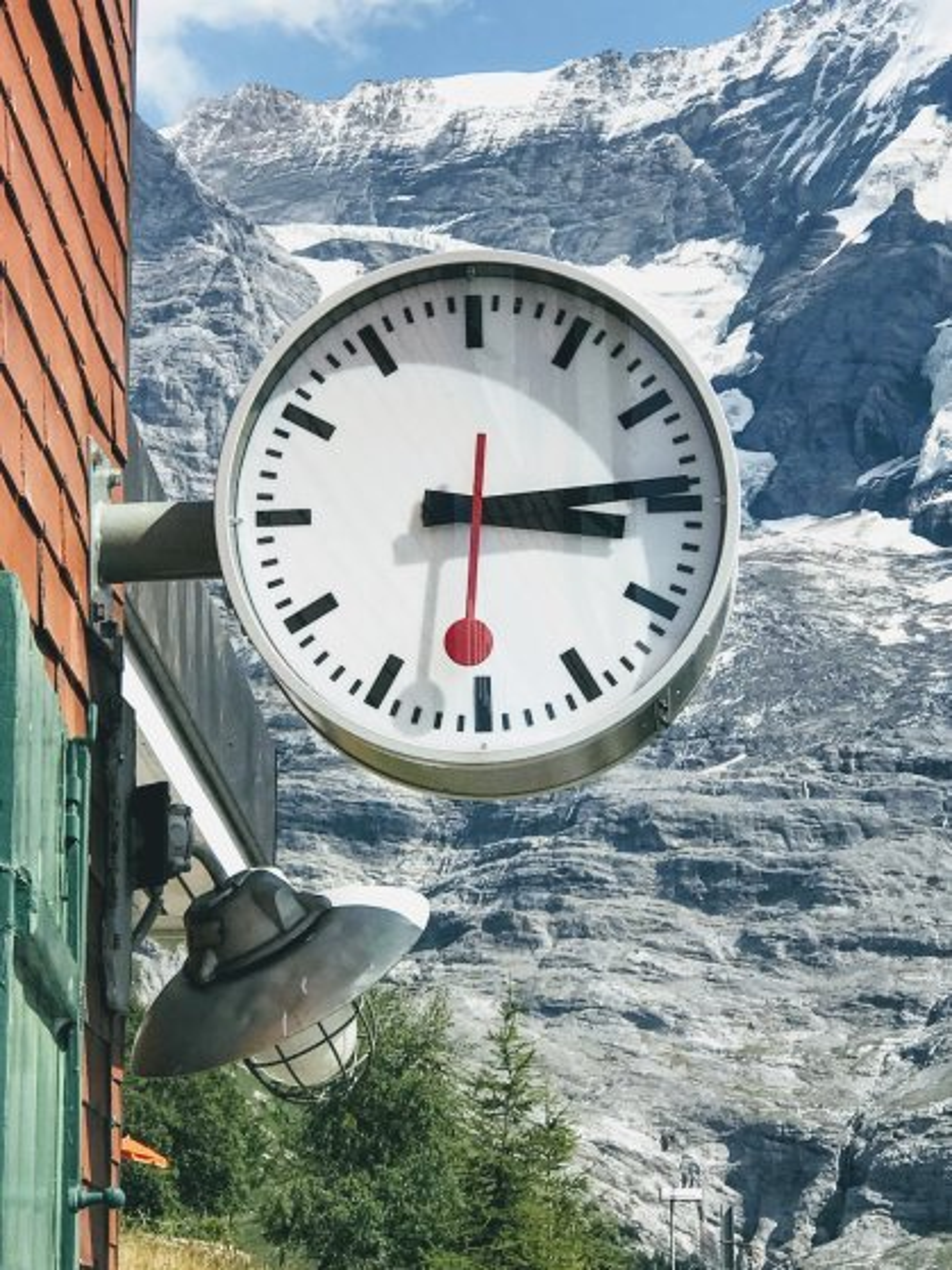 large number clocks