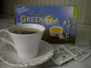 antioxidants in green tea