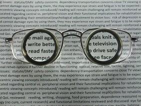 macular degeneration glasses