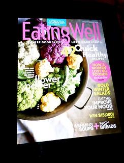 large print magazine