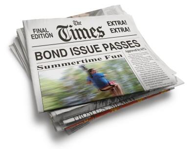 large print newspapers