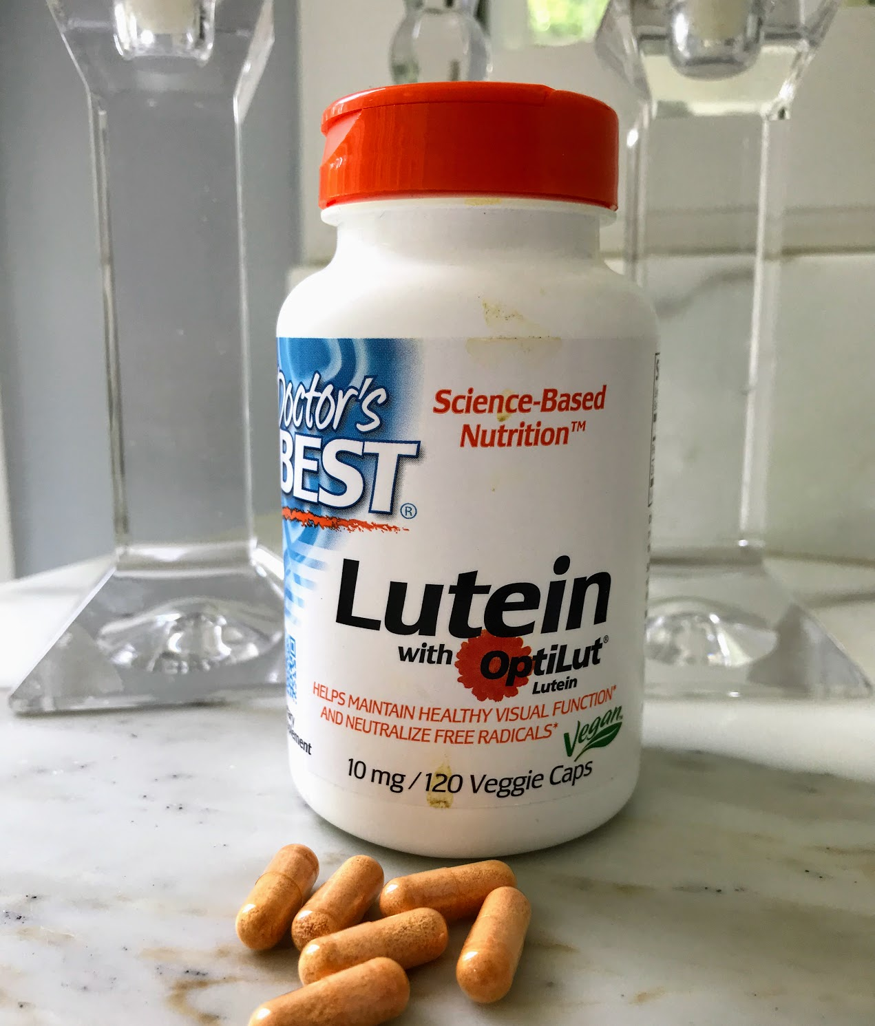 lutein and macular degeneration