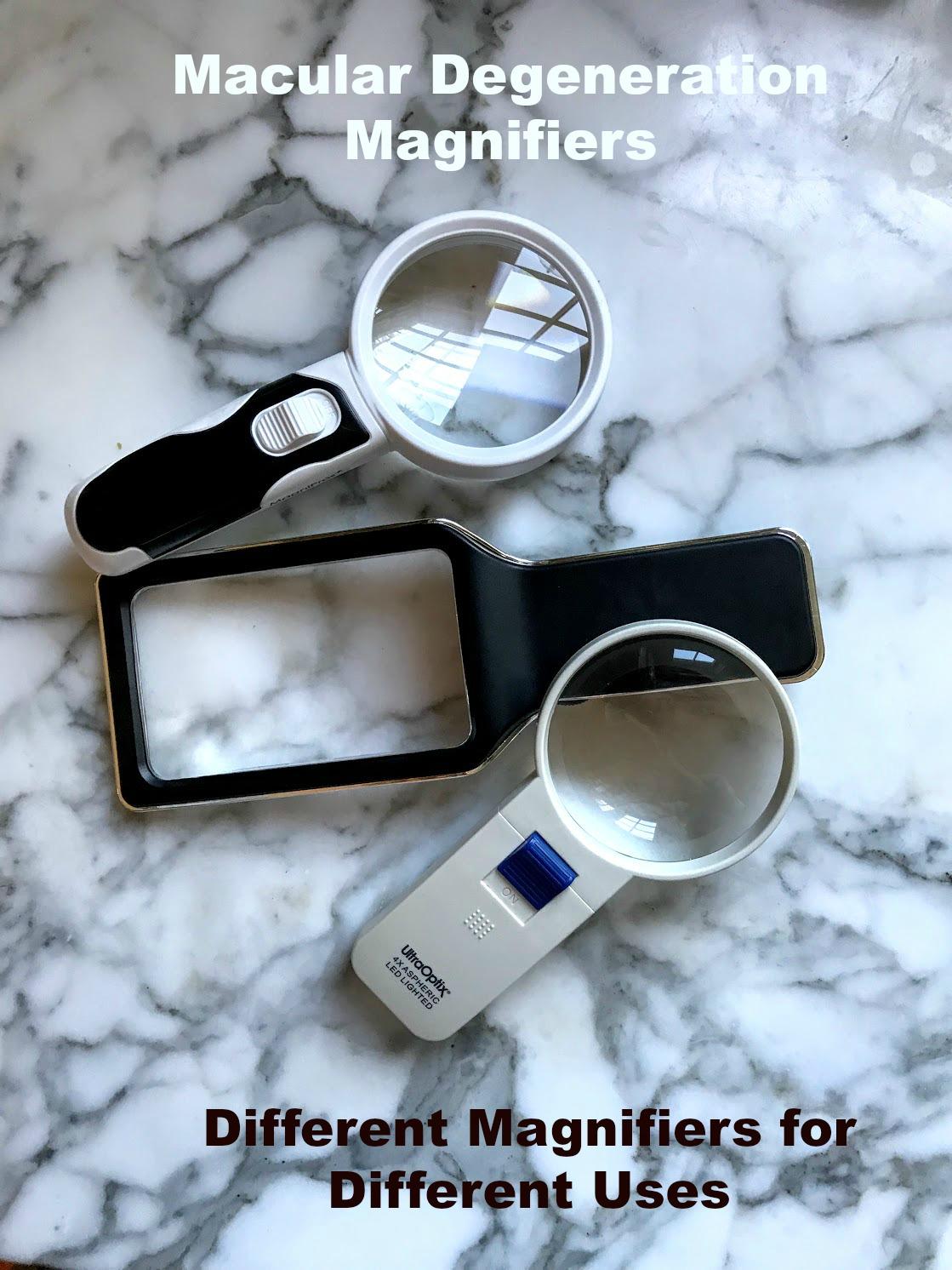 macular degeneration magnifier