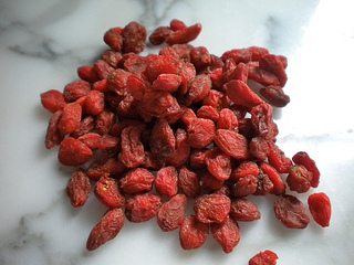 goji berries benefits to the eyes