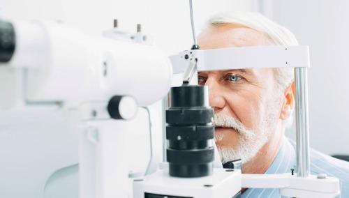 test for macular degeneration