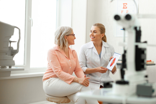 questions to ask your retina doctor
