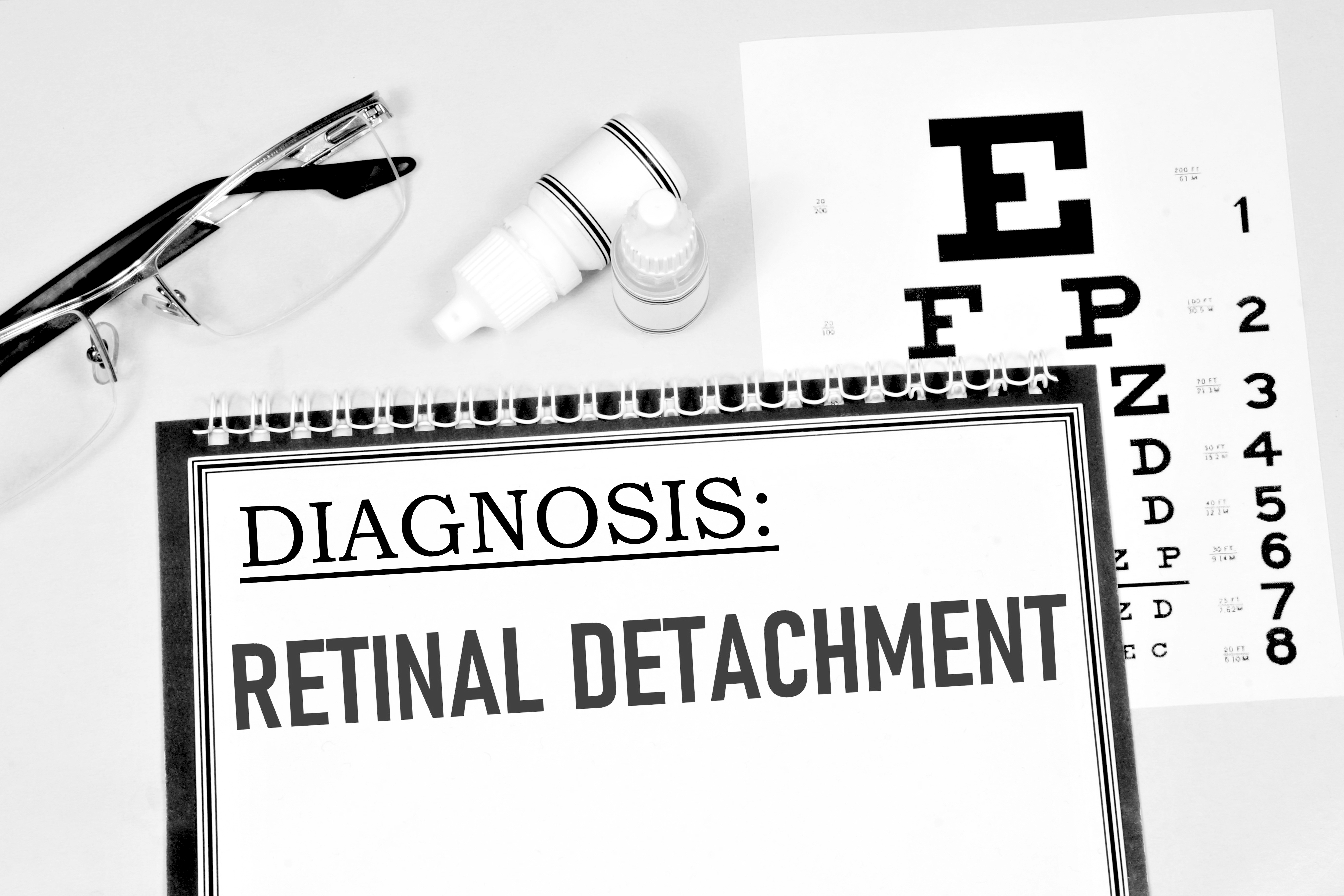 what is a detached retina