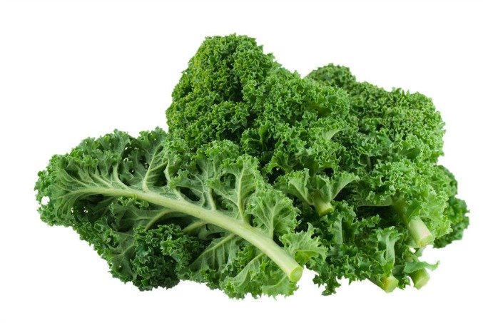 foods high in lutein