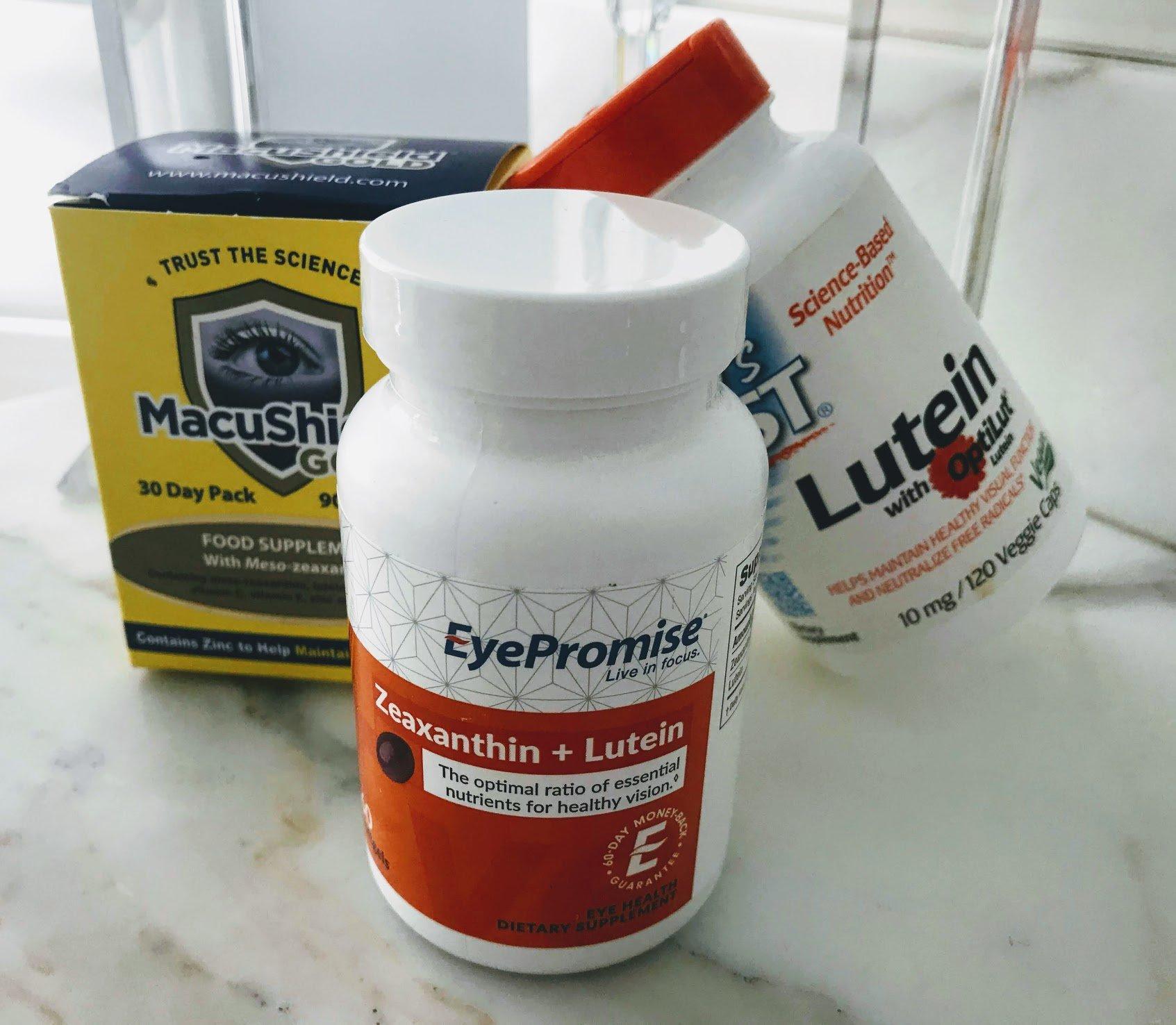 macular degeneration vitamins