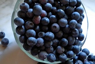 blueberries health benefits