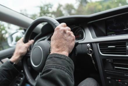 driving with low vision