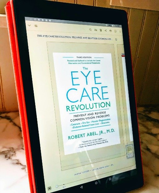 best e book reader for macular degeneration