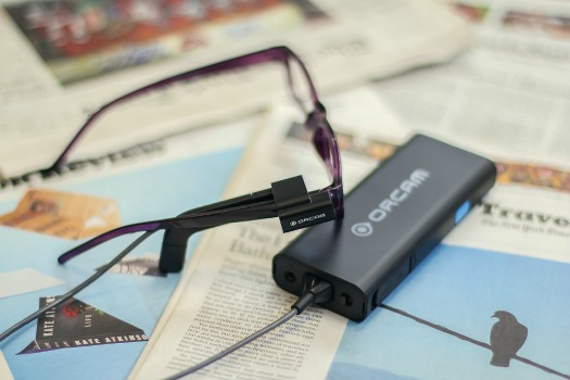 macular degeneration glasses- a low vision technology to restore independence