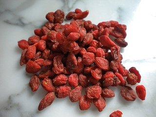 goji berries benefits to the eyes