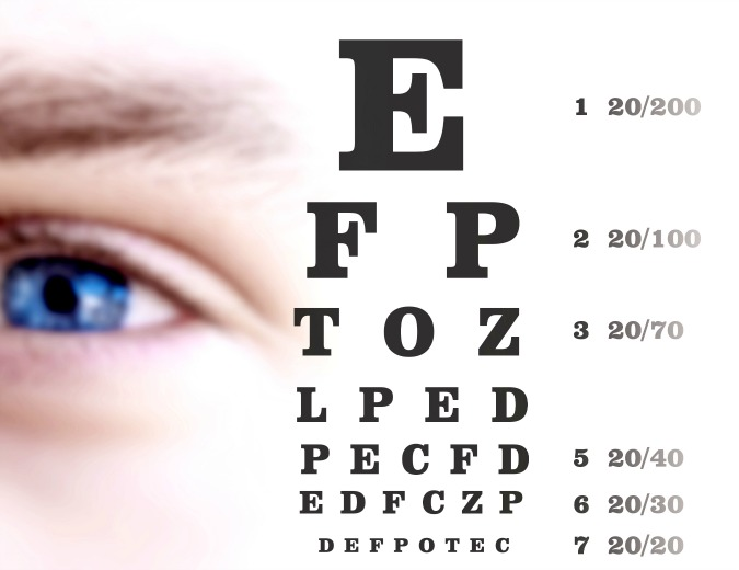low vision specialist