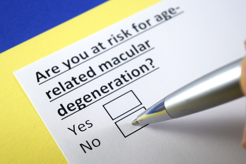 macular degeneration causes