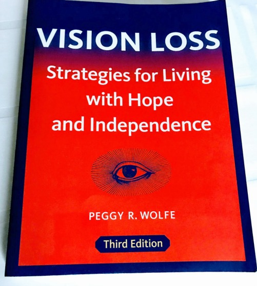 living with low vision